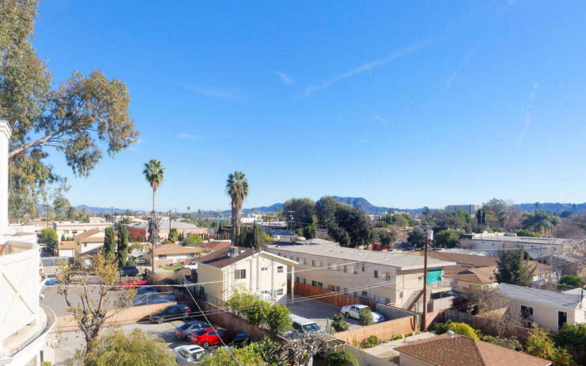 North Hollywood Home with Views