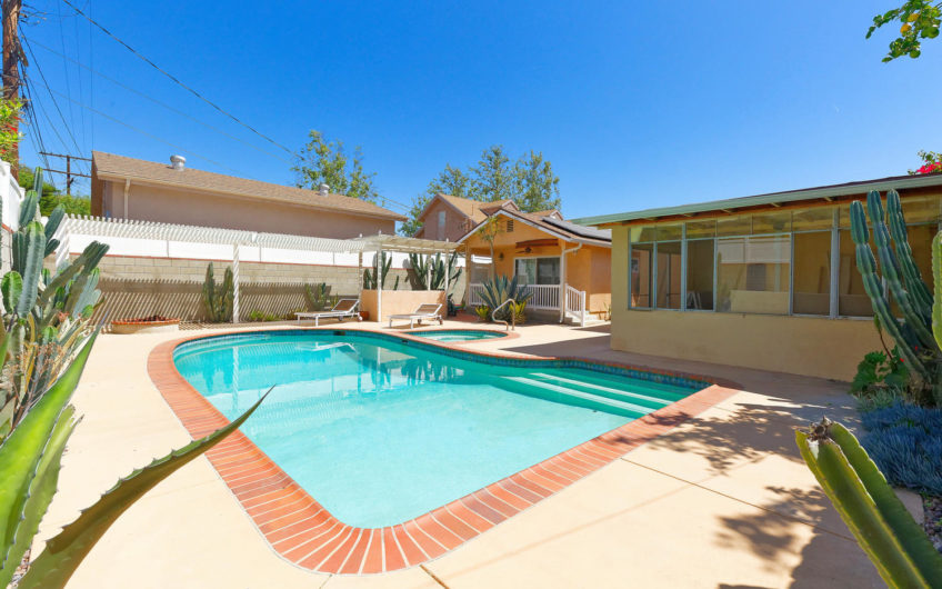 NoHo Home with Pool